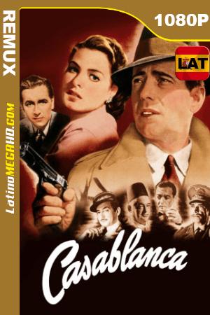 Casablanca (1942) Latino HD BDREMUX 1080P ()