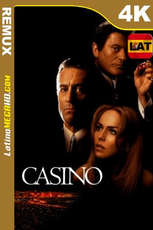 Casino (1995) Latino UltraHD BDREMUX 2160p ()