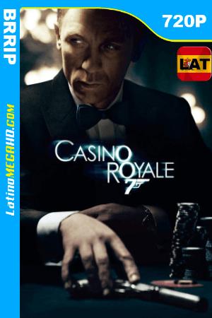 Casino Royale (2006) Latino HD BRRip 720p ()