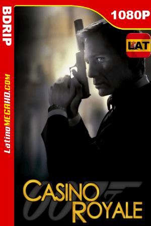 Casino Royale (2006) Latino HD BDRIP 1080P ()