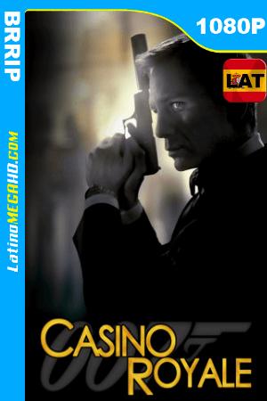 Casino Royale (2006) Latino HD BRRIP 1080P ()