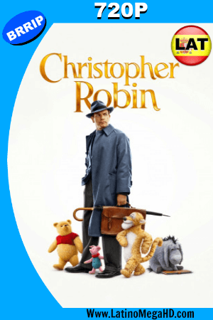 Christopher Robin: Un Reencuentro Inolvidable (2018) Latino HD 720P ()