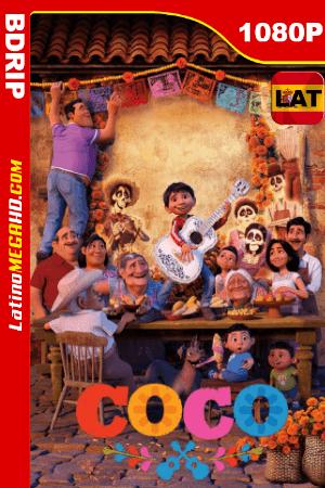 Coco (2017) Latino HD BDRIP 1080P ()