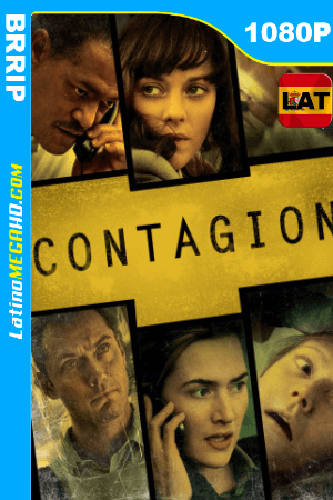 Contagio (2011) Latino HD BRRIP 1080P ()