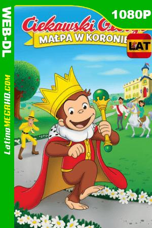 Curious George: Royal Monkey (2019) Latino HD WEB-DL 1080p ()
