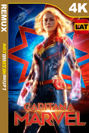 Capitana Marvel (2019) Latino Ultra HD BDRemux 2160p ()