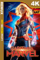 Capitana Marvel (2019) Latino Ultra HD BDRemux 2160p - 2019