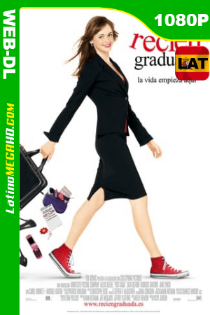 Recién graduada (2009) Latino HD WEB-DL 1080P ()