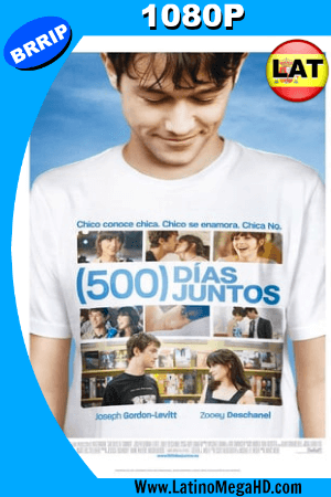 500 Days of Summer (2009) BRRIP 1080p Dual Latino-Ingles HD