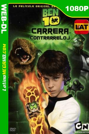 Ben 10: Carrera contra el tiempo (2007) Latino HD HBOMAX WEB-DL 1080P ()