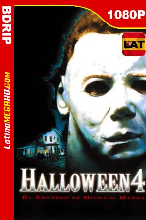 Halloween 4: El regreso de Michael Myers (1988) Latino HD BDRip 1080p ()