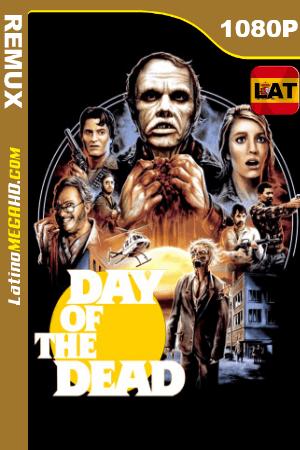 El día de los muertos (1985) Latino HD BDREMUX 1080P ()