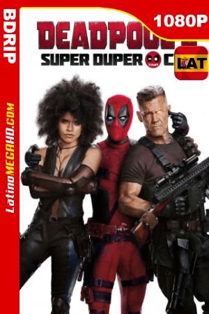 Deadpool 2: Super Duper Cut (2018) Unrated Latino HD BDRIP 1080P ()