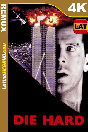 Duro de matar (1988) Latino HDR Ultra HD BDRemux 2160P ()