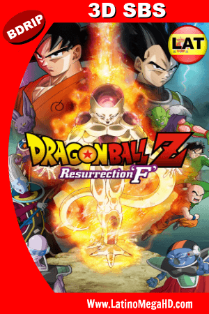 Dragon Ball Z: La resurrección de Freezer (2015) Latino Full 3D SBS BDRip 1080P ()