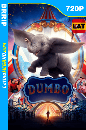 Dumbo (2019) Latino HD 720P ()