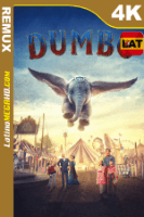 Dumbo (2019) Latino Ultra HD BDRemux 2160P - 2019