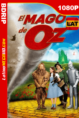 El mago de Oz (1939) Latino HD BDRIP 1080P ()