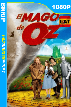 El mago de Oz (1939) Latino HD BRRIP 1080P ()