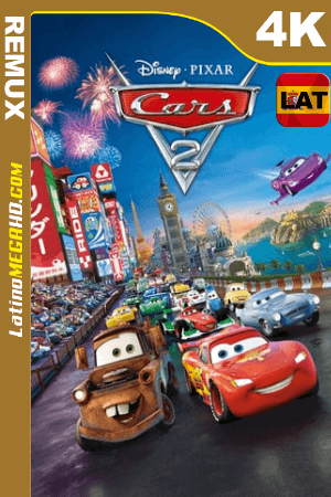 Cars 2 (2011) Latino HDR Ultra HD BDRemux 2160P ()