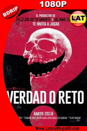Verdad o Reto (2018) Latino HD BDRIP 1080p ()