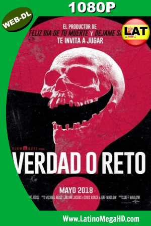 Verdad o Reto (2018) Latino HD WEB-DL 1080p ()