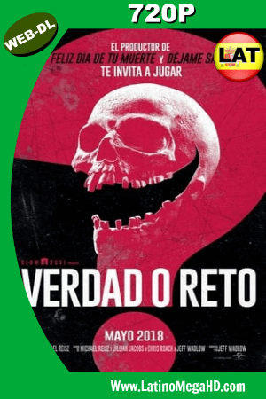 Verdad o Reto (2018) Latino HD WEB-DL 720p ()