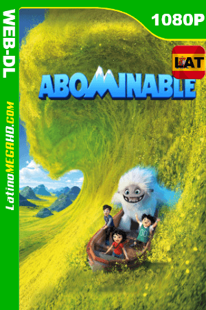 Un Amigo Abominable (2019) Latino HD WEB-DL 1080P ()