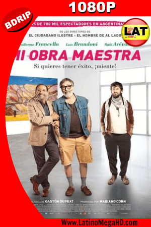 Mi Obra Maestra (2018) Latino HD BDRIP 1080P ()