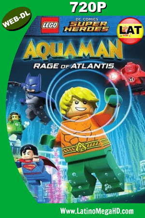 LEGO DC Super Heroes: Aquaman: la ira de Atlantis (2018) Latino HD WEB-DL 720p ()