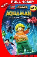 Lego DC Comics Super Heroes: Aquaman: La Ira de Atlantis (2018) Latino Full HD BDRIP 1080p - 2018