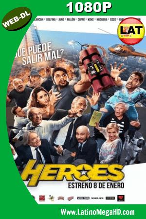 Héroes: El Asilo Contra la Opresión (2015) Latino HD WEB-DL1080P ()