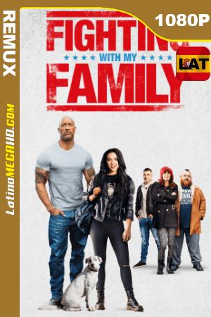 Luchando con mi Familia (2019) Latino HD BDRemux 1080P ()