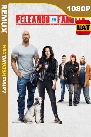 Luchando con mi familia (2019) Latino HD BDREMUX Directors Cut 1080p ()