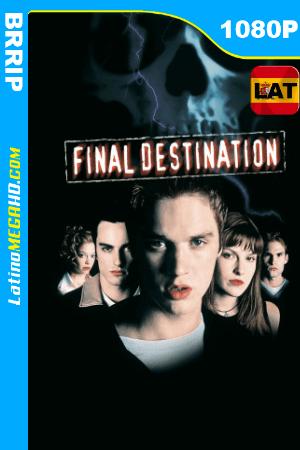 Destino final (2000) Latino HD BRRIP 1080P ()