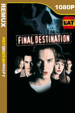 Destino final (2000) Latino HD BDRemux 1080P ()