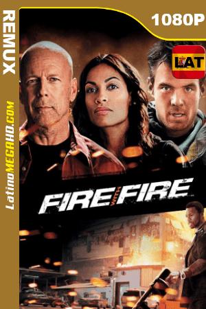 Fuego con fuego (2012) Latino HD BDREMUX 1080p ()