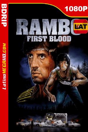Rambo: Primera Sangre (1982) Latino HD BDRIP 1080p ()