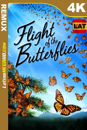 El vuelo de las monarcas (2012) Latino UltraHD BDREMUX 2160p ()