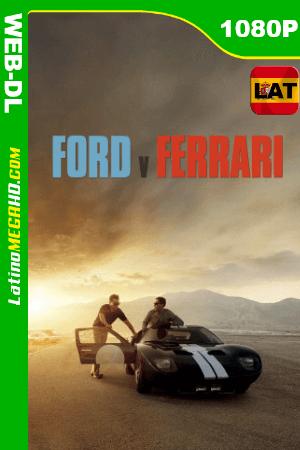 Ford v Ferrari (2019) Latino HD AMZN WEB-DL 1080P ()