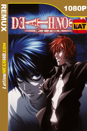 Death Note (2006) (23/37) Latino HD BDRemux 1080P - 2006