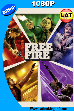 Free Fire (2016) WEB-DL 1080p Dual Latino-Ingles H