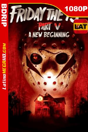 Viernes 13, parte V: Un nuevo comienzo (1985) Latino HD BDRIP 1080P ()