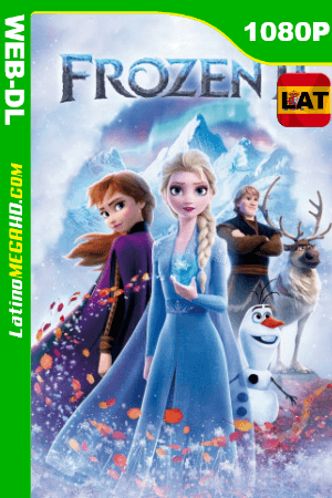 Frozen 2 (2019) Latino HD AMZN WEB-DL 1080P ()