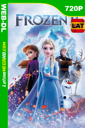 Frozen 2 (2019) Latino HD AMZN WEB-DL 720P ()