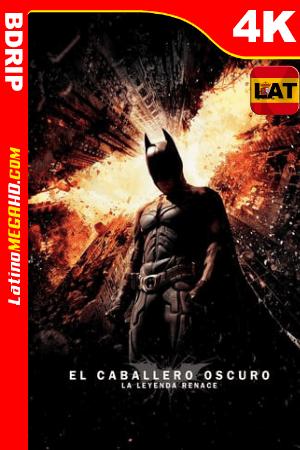 Batman: El caballero de la noche asciende (2012) Latino UltraHD HDR BDRIP 4K ()