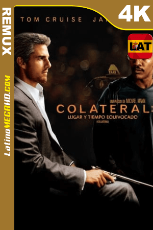 Collateral (2004) Latino UltraHD BDREMUX 2160p ()