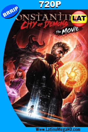 Constantine: City of Demons (2018) Latino HD 720p ()