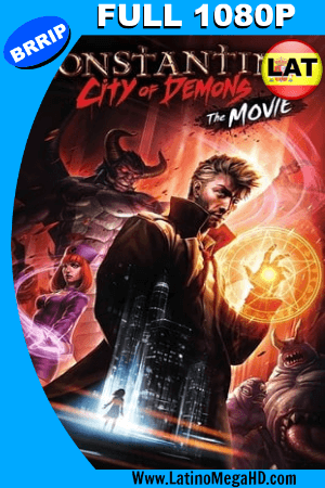 Constantine: City of Demons (2018) Latino FULL HD 1080P ()