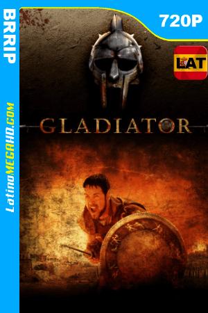 Gladiador (2000) Latino HD Theatrical Cut BRRIP 720P ()